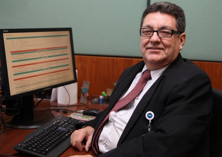 Jair de oliveira Marques, coordenador-geral - CGDI/SE (2)