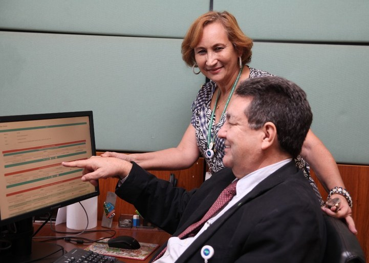 Jair de oliveira Marques, coordenador-geral - CGDI/SE